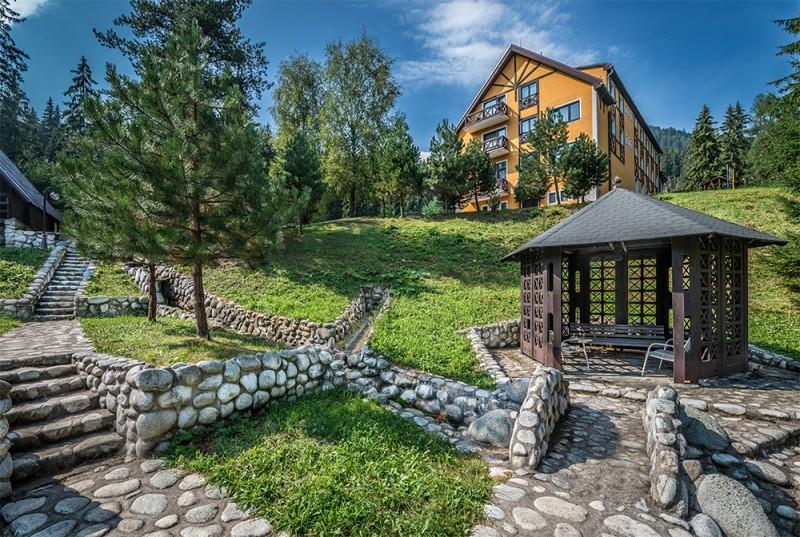 Relax csomagajánlat a Rácskova-völgyben félpanzióval #2