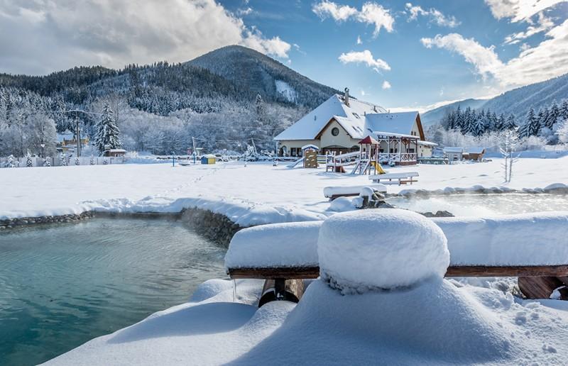 Zimný víkendový pobyt v Nízkych Tatrách s procedúrami #1