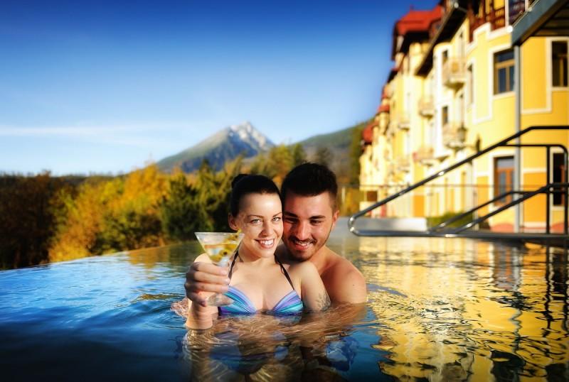 Zľavnený wellness pobyt 4=3 v Tatranskej Lomnici od nedele do štvrtku #2