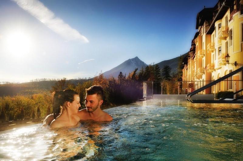Zľavnený wellness pobyt 4=3 v Tatranskej Lomnici od nedele do štvrtku #5
