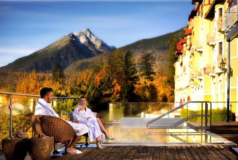 Zľavnený wellness pobyt 4=3 v Tatranskej Lomnici od nedele do štvrtku #6